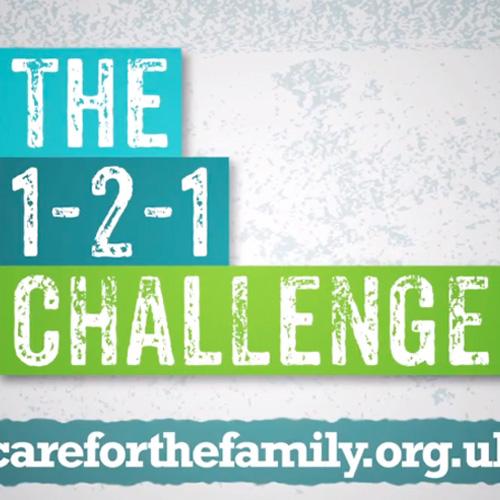 The 1-2-1 Challenge