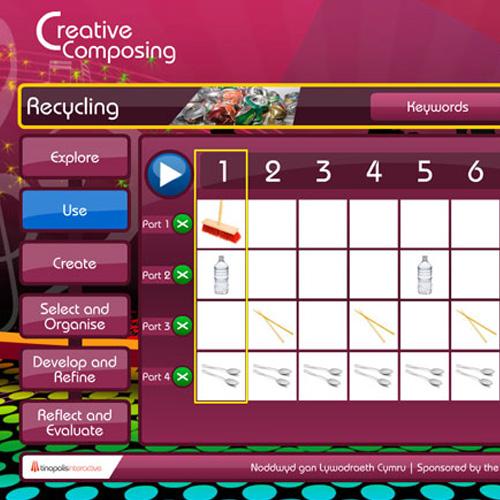 Creative Composing