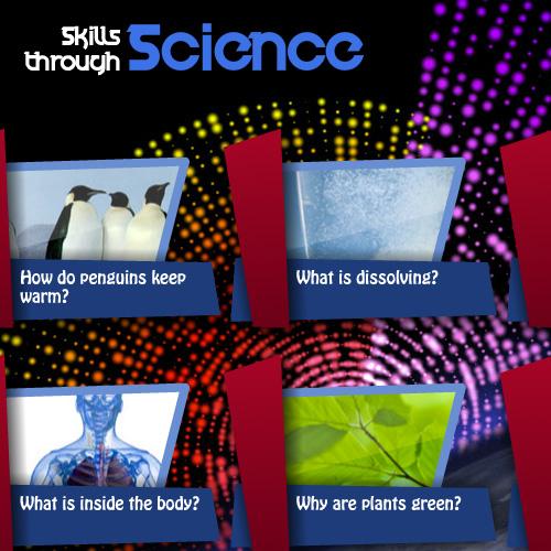 Skills through Science