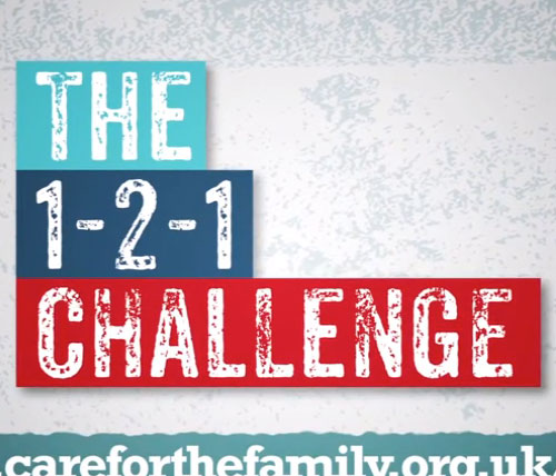 The 1-2-1 Challenge 2015