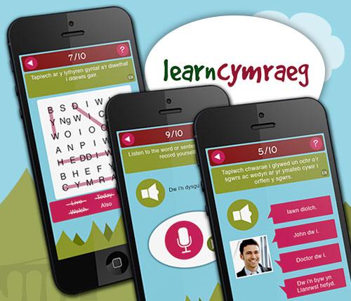 Learn Cymraeg Gogledd