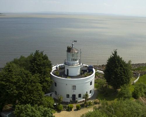 The West Usk Lighthouse