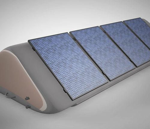 Gaia Solarwedge